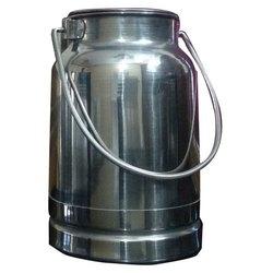 Stainless Steel Milk Pails 1