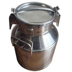 Stainless Steel Milk Pails 3